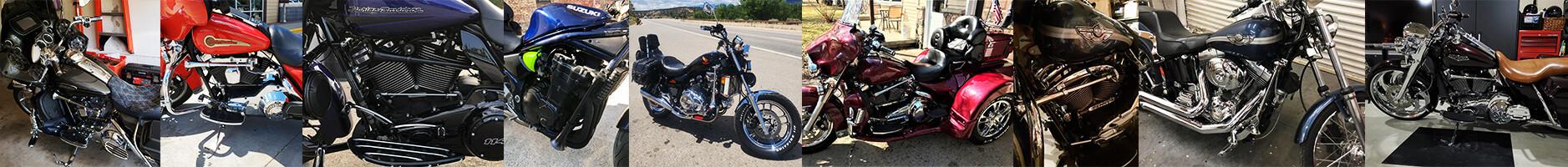 MotoHorn Motorcycle Installations